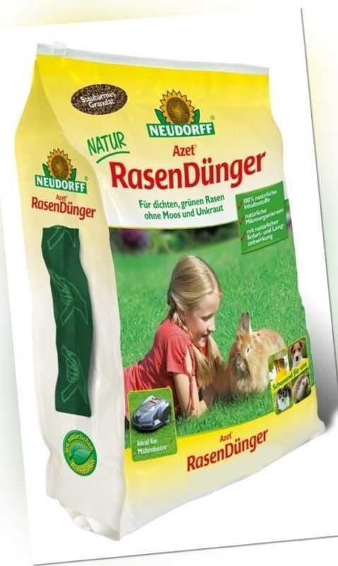 Neudorff Rasen Dünger Azet 20 kg Rasendünger