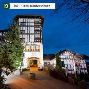 4 Tage Kurzurlaub in Winterberg im Hochsauerland im Dorint Hotel mit Halbpension