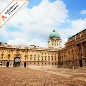 Kurzreise Ungarn Budapest 4 Tage im 4 Sterne 2 Pers Halbpension Hotelgutschein