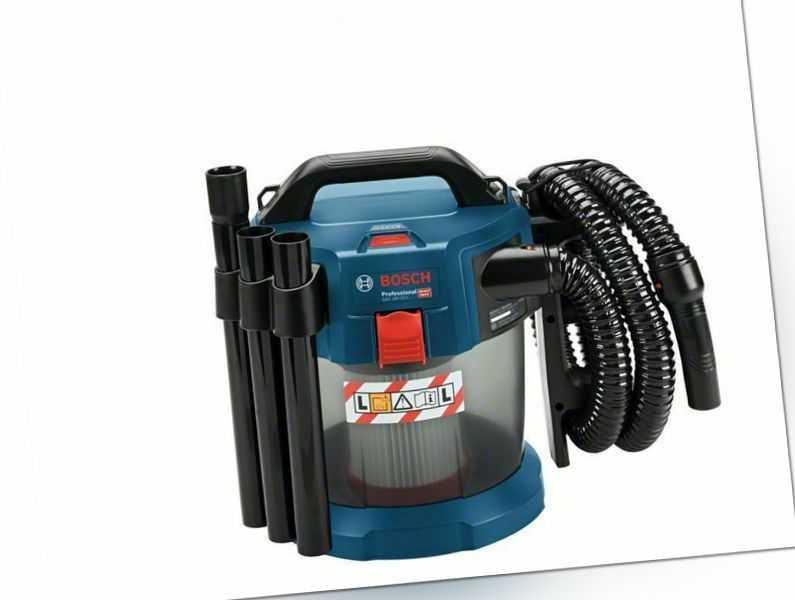 Bosch Professional Akku-Nass-/Trockensauger GAS 18V-10 L Professional, Solo ...
