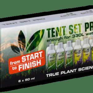 Aptus Tent Set Pro komplett Düngerset z.B für Grow Anzucht Growbox Erde