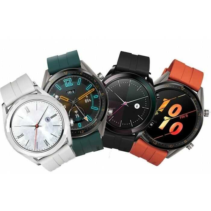 HUAWEI Watch GT Classic/Sport/Active Smartwatch Fitnesstracker Sportuhr GPS WOW