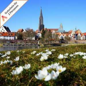 Kurzurlaub Neu Ulm 3 bis 4 Tage für 2 Personen im Orange Hotel Gutschein Animod