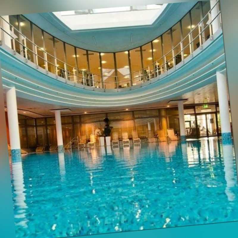 Berlin Spandau Wellness Wochenende für 2 Personen Hotel Gutschein 3 oder 4 Tage