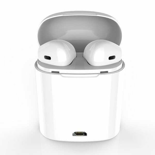 Bluetooth Kopfhörer Headset Apple iPhone 6 / 6s / 7 / 8 / X / XR / Xs / Xs Max