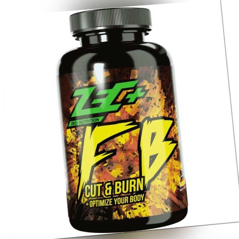 ZEC+ FB CUT & BURN | Diät-Unterstützung | 150 Kapseln