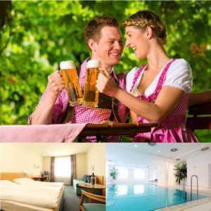 München Wochenendtrip mit Schmankerl-Menü 4★ Hotel Kurzurlaub Städtereise 2 Tage
