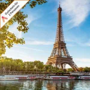Kurzurlaub Wochenende Paris 4 Tage für 2 Personen Hotel Olympic Hotelgutschein