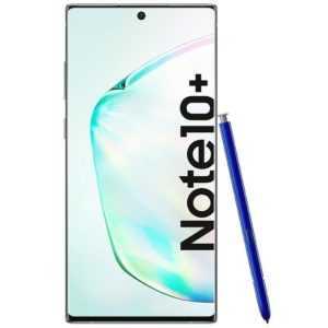 Samsung Galaxy Note 10+ 256GB Dual-Sim Smartphone aura glow,...