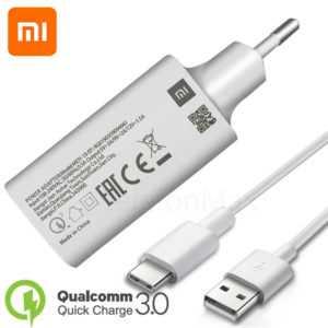 Xiaomi Mi 9/Mi 9T/Mi 9SE/Mi 8 Pro/Mi8 Power Schnellladegerät Netzteil Ladekabel