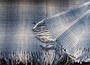 Wollplaid, Tagesdecke 130x170cm, 100% Merinowolle