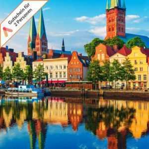 Kurzreise Lübeck 3 Tage First Class Best Western Hotel 2 Personen Hotelgutschein
