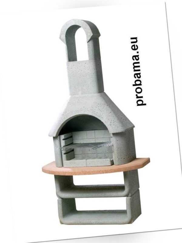 Buschbeck Grillkamin Las Palmas Gartenkamin Feuer Holzgrill grillen izgara Grill