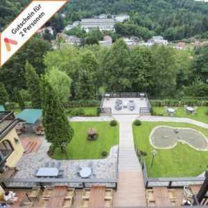 Kurzreise Schwarzwald Bad Herrenalb 3 Tage 2 Personen Wellness Hotel Gutschein