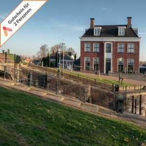 Kurzreise Holland Groningen Nordsee 3 bis 4 Tage für 2 Personen Hotel Gutschein
