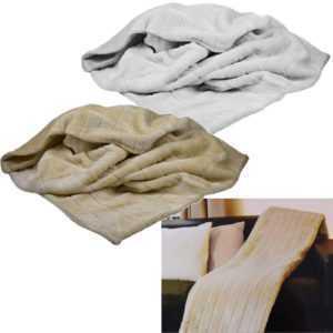 Kuscheldecke XXL Wohndecke Decke Sofadecke Tagesdecke 150x200 cm
