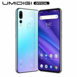 UMIDIGI A5 PRO 4GB+32GB Android 9.0 Smartphone Handy ohne vertrag 6.3''  4g LTE