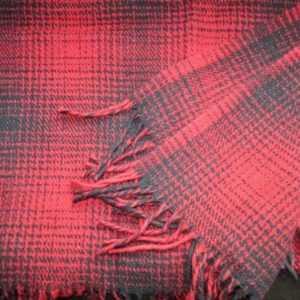 Wollplaid, Wolldecke Tagesdecke 130x170cm, 100% Merinowolle,