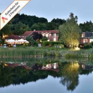 Kurzurlaub Aurich Ostfriesland 4 Sterne Wellness Hotel 4 Tage 2 Pers. Gutschein