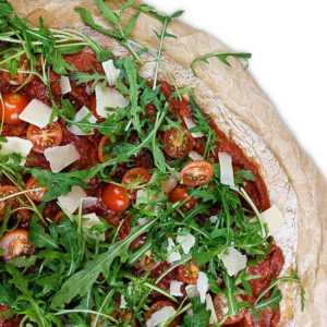 neu Backmischung Pizzateig