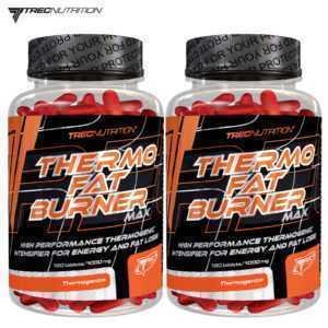BEST THERMO FAT BURNER 120/240 SCHLANK Pillen Schnell abnehmen o. Diät Fatburner
