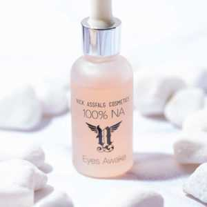 neu 100% Eyes Awake Augenserum