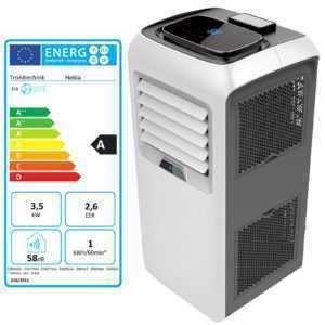 Mobiles Klimagerät Klimaanlage Luftkühler Kompakt Ventilator Fenster 12000 BTU