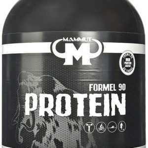 Best Body Mammut Formel 90 Protein Whey 3000 g Dose 4 Komponenten Eiweiß