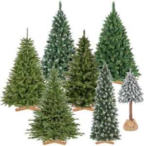 Künstlicher Weihnachtsbaum Christbaum Tannenbaum LED Lichterkette Weihnachten