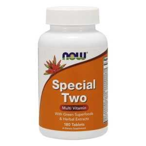 NOW SPECIAL TWO 180 TABLETS MULTI VITAMIN