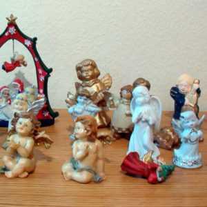 Konvolut Engel Putten Weihnachtsengel Engelfiguren Dekofiguren