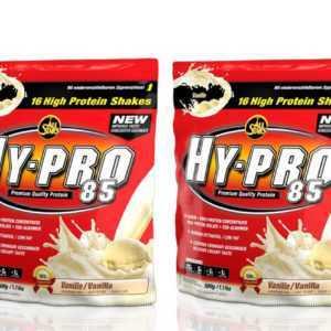 All Stars HY-PRO 85 Protein Eiweiss (2x 500g Beutel)  ALLE GESCHMÄCKER
