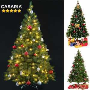 Weihnachtsbaum Tannenbaum Christbaum künstlicher Dekobaum Kunstbaum 140-180cm