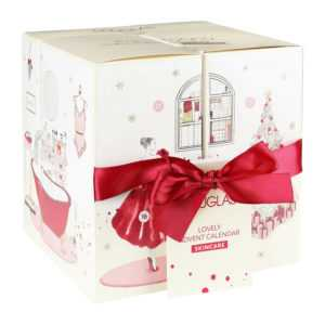 Douglas Würfel Adventskalender Lovely Advent Skincare Weihnachten Kosmetik