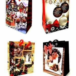 24/48/96 mittel Weihnachtstüten Weihnachten Geschenktüten Taschen xxx 47013 BA