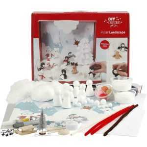 DIY-Set Polarlandschaft, 1 Set