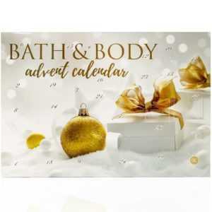 Kosmetik Adventskalender für Damen Frauen - Weihnachtskalender Bath