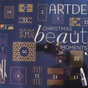 ARTDECO ADVENTSKALENDER 2018 CHRISTMAS BEAUTY MOMENTS DAMEN WERT CIRCA 150€