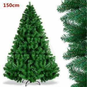 150CM PVC Weihnachtsbaum Tannenbaum künstlicher Dekobaum Christbaum Tannenbaum