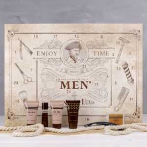 Beauty Adventskalender For Men 2019 Für Männer Bath & Body Weihnachten Pflege