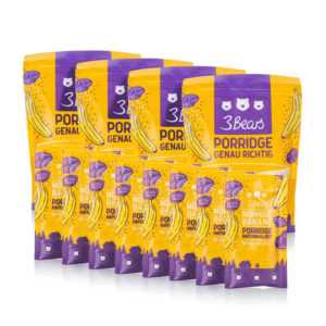 neu Porridge Set sortenrein