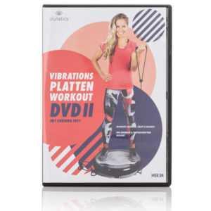 neu Vibrationsplatten Workout DVD II