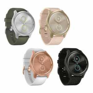 Garmin Vivomove Style Smartwatch Sportuhr Fitness GPS Multisport Herzfrequenz