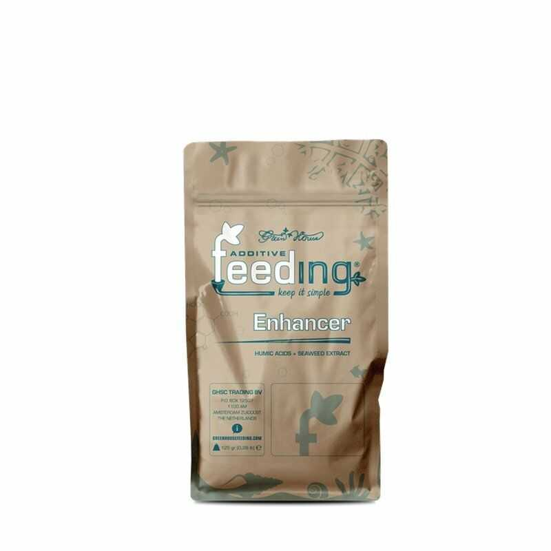 Powder Feeding Enhancer 500g Grow Anzucht Dünger