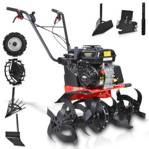 Hecht 790 BS Benzin Gartenhacke Motorhacke Kultivator Bodenhacke Bodenfräse
