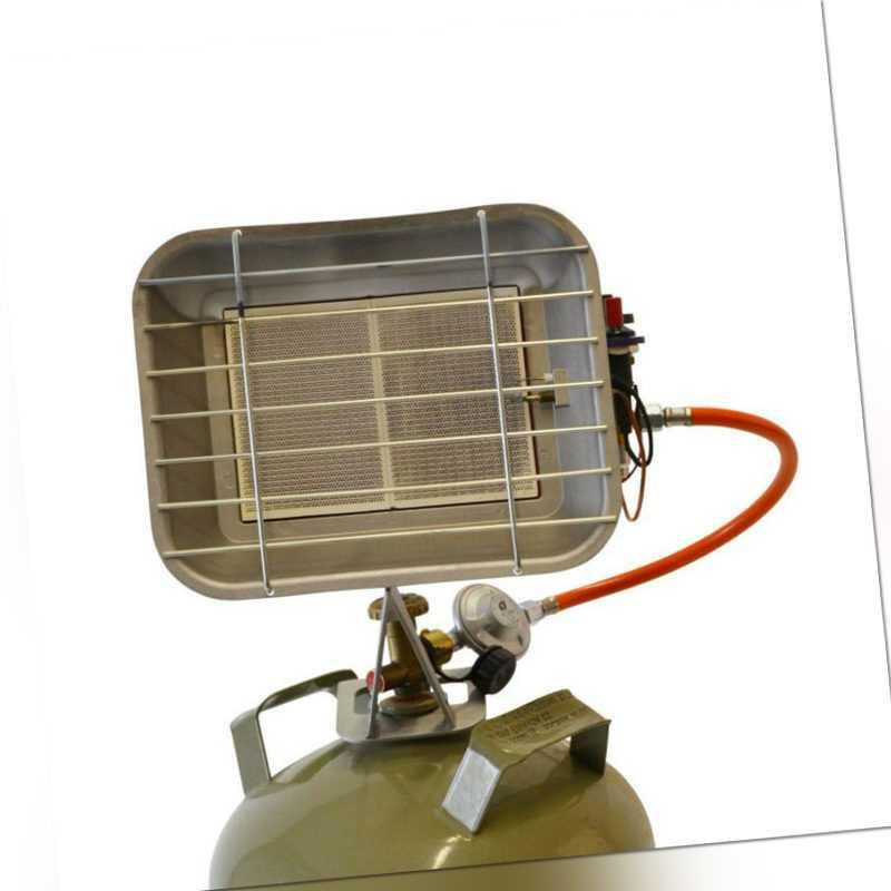 Güde Gasheizstrahler GHS 4200 Piezo Heizstrahler Gasheizer Gasheizgebläse Gas
