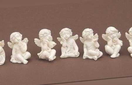 48 Engel Figuren für Hochzeit Weihnachten Dekoration Engelfigur Tischdekoration