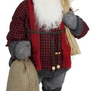 Weihnachtsmann Issko 80cm Santa Clause Weihnachten Deko
