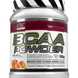 HiTec Nutrition - BCAA Pulver 500g - Powder - BCAAs