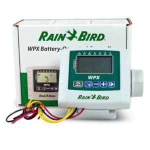 RainBird WPX 6 - batteriebetriebenes Steuergerät für 6 Zonen - Rain Bird